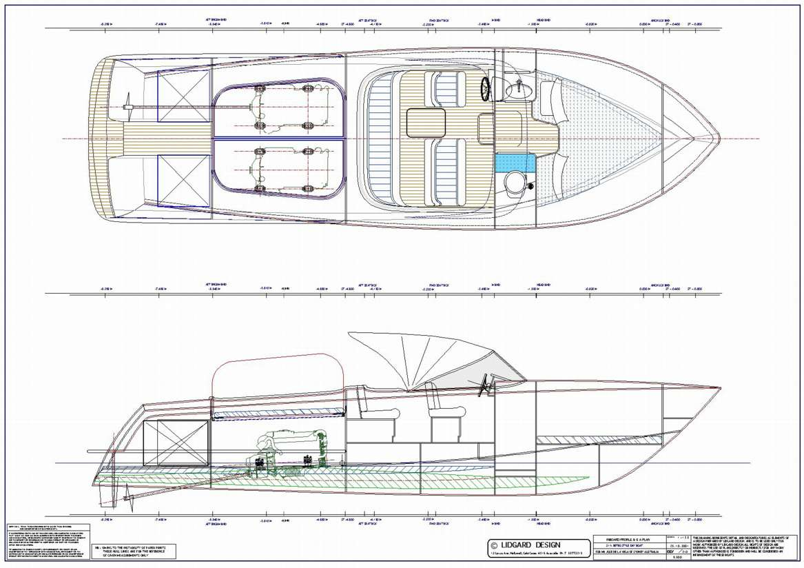 Choice Boat building plans catamaran ~ Plans for boat