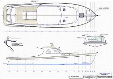 Roks Boat : Choice Plywood catamaran boat plans