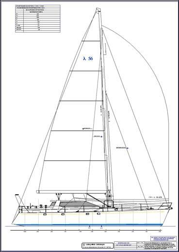 lidgard yacht design 56ft cruising monohull motor sailor
