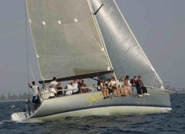 lidgard yacht design 52 ft mono race yacht